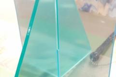 Coronaprodukt Beispiekl Acryl-Fuss